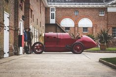 "we-r-stubborn: "" LEGENDARY 28-LITRE FIAT S76 DRIVES FOR THE FIRST TIME IN 100 YEARS """