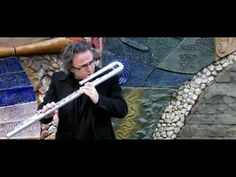"Beatbox Bass Flute hahah ""Bass Jamming"" bass flute - solo by Dirko Juchem - YouTube"