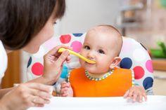 Preguntas más frecuentes sobre alimentación complementaria :)