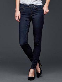 FOUR-WAY STRETCH 1969 skinny ankle jeans | Gap Size 27