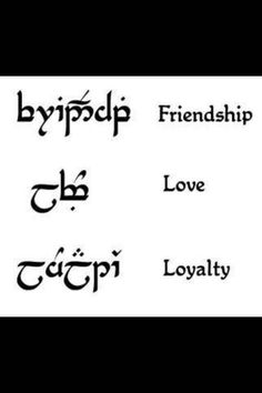 Every meaning of the Irish Claddagh in elvish