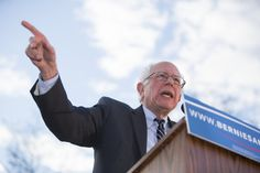 Bernie Sanders Blasts Media For Focusing On Ben Carson's Biography Instead Of His Policies