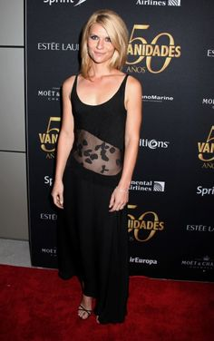 Claire Danes New York fashions