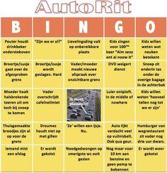 Spelletjes Voor In De Auto Peuters