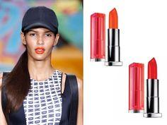 Orange Lipstick | Everywhere - DailyCandy