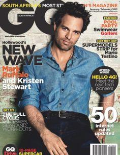 GQ Magazine - Mark Ruffalo Gq Magazine, Magazine Covers, Glam Photoshoot, Avengers Cast, Gq Men, Mario Testino, Mark Ruffalo, Mix N Match, Memes