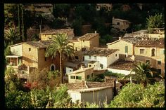 Deià - #Mallorca (Balearic Islands, Spain).    Enjoy your stay in #Mallorca in our charming hotel, a typical Catalonian country house, at the foot of the Puig de Randa.    http://www.esrecoderanda.com/