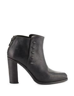 RAG & BONE Alwyn Leather Ankle Boot