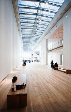 Chicago - Art Institute - Modern Wing - Renzo Piano