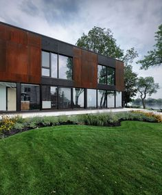 River Views, Renovation and Addition in Dorval, Canada