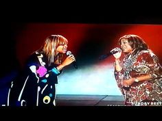 "Karen Clark Sheard/Dorinda Clark Cole- ""He Knows"""