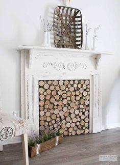 Fireplace Drawing, Paint Fireplace, Fake Fireplace, Fireplace Cover, Shiplap Fireplace, Concrete Fireplace, Marble Fireplaces, Modern Fireplace, Fireplace Design