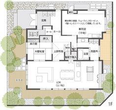 「イズ・ロイエ」高須展示場|高知県|住宅展示場案内(モデルハウス)|積水ハウス