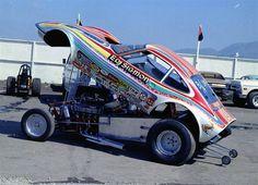 Ed Sigmon Opel mini gasser