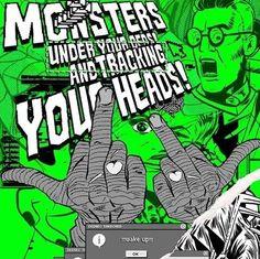 Dedsec Monsters