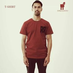 Inkognito Red T-shirt