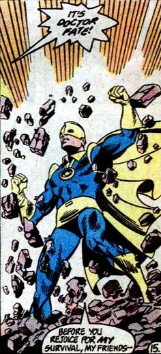 Doctor Fate Dc Doctor, Suspended Animation, Cards, Maps, Playing Cards, Lyrics