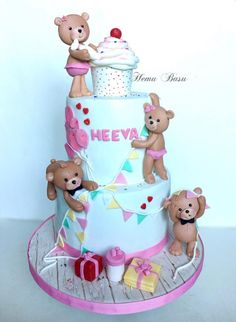 Teddy bear party planners!  by Hemu basu