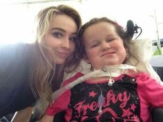 Hi Mckenzie. My little warrior princess who gives the best hand hugs. It means the world that my music helps you.