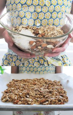 A Longenecker Story Short: Homemade Granola