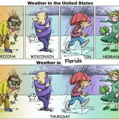 12 Hilarious Inside Jokes You'll Only Appreciate If You Hail From Oregon Oregon Weather, Texas Weather, Florida Weather, Funny Quotes, Funny Memes, Hilarious, Stupid Funny, Colorado Memes, Weather Jokes