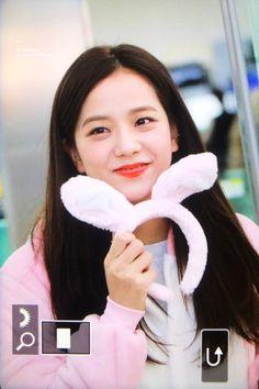 South Korean Girls, Korean Girl Groups, Blackpink Twitter, Lisa, Jennie, Ji Soo, Blackpink Jisoo, Korean Music, Female Singers
