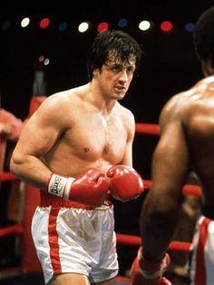 Sly Stallone stars as Rocky Balboa
