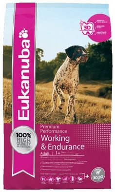 Eukanuba Dog Food Performance Adult Working 15kg | Your #1 Source for Pet Supplies