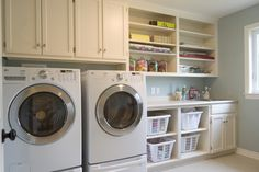 hamper storage   Laundry Room Design, Pictures, Remodel, Decor and Ideas - page 2