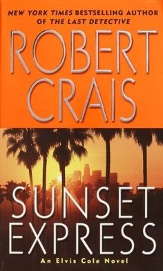 Image detail for -Robert Crais Shelf