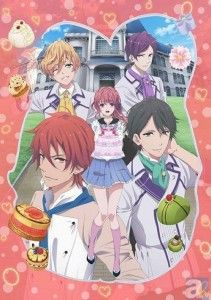 'Bonjour Koiaji Patisserie' Anime Announced ~~ Exciting new Reverse Harem with a wonderful seiyuu ensemble cast!