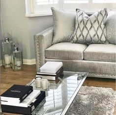 We are open today until come and see us we have loads of bits in! Selling Furniture, Furniture Making, Luxury Furniture, Furniture Design, Bespoke Sofas, Furniture Boutique, Grey And White, Gray, White Decor