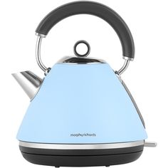 Morphy Richards Accents 102100 Kettle - Azure Electrical Appliances, Small Appliances, Kettle, House, House Appliances, Teapot, Home, Electronic Devices, Haus