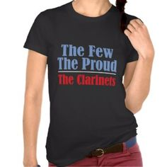 Clarinet T-Shirts, Clarinet Gifts, Art, Posters, and more