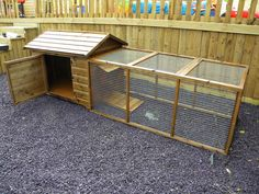 Wooden Duck Pen Enclosure & Run Duck Pen Enclosure & Run 3 Backyard Ducks, Backyard Farming, Chickens Backyard, Quail Coop, Duck Coop, Small Chicken Coops, Backyard Chicken Coops, Pet Ducks, Baby Ducks