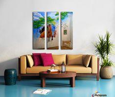 Lucid Dream Split Canvas print
