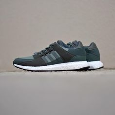 adidas EQT Support Ultra Trace Green . Disponible/Available: SNKRS.COM