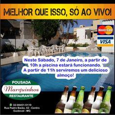 Restaurante e Pousada do Marquinhos em Guidoval - MG: NOTÍCIAS
