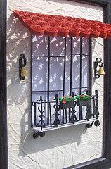 Wrought Iron Balcony/Quilling by Suzana Ilic