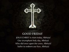 Beautiful Good Friday quotes