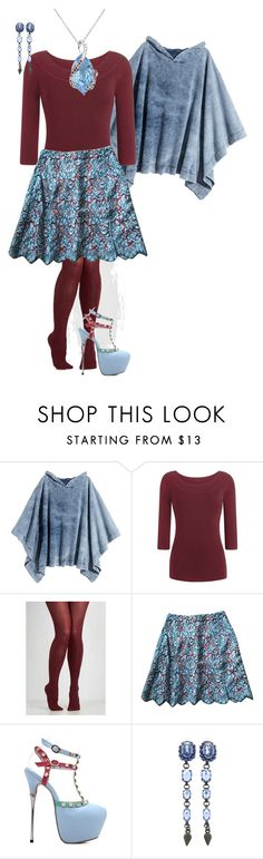 """Untitled #503"" by pholtond on Polyvore featuring H&M, Jean-Paul Gaultier and Effy Jewelry"