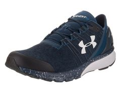 (This is an affiliate pin) Under Armour Charged Running Blackout Mens Fashion Summer Outfits, Mens Fashion Shoes, Leather Fashion, Under Armour Running, Under Armour Men, Summer Wedding Menswear, Cheap Clothes Online, Cross Training Shoes, Best Running Shoes