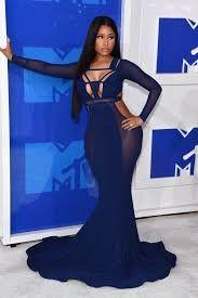 1. Nicki Minaj in Bao Tranchi #nickiminaj #baotranchi #fashion #style #vmas #redcarpet #snobqueens #fashionblogger #styleblogger #stylish #women of color