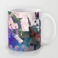 Buy Abstract wallpaper pink Mug by Christine baessler. Worldwide shipping available at Society6.com. Just one of millions of high quality products available.