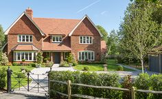 st irvynes, west sussex colonial house - Google Search