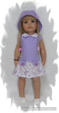 Летняя одежда для кукол Готц, Gotz и подобных / Одежда для кукол / Шопик. Продать купить куклу / Бэйбики. Куклы фото. Одежда для кукол