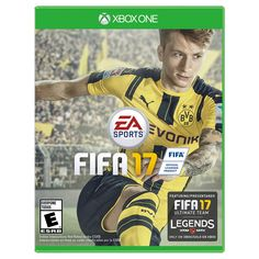 50b4ee79e46c7 Shop FIFA 17 Xbox One at Best Buy. Find low everyday prices and buy online  for delivery or in-store pick-up.