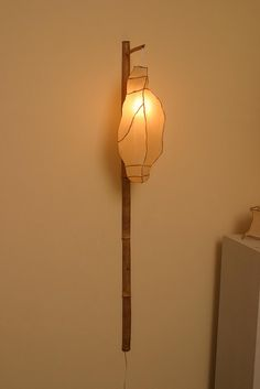 Wall lamp by HiiH. http://www.hiihlights.com/
