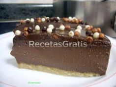 Receta de Thermomix: Tarta De Chocolate