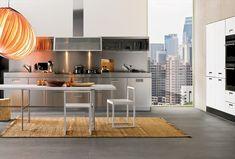 Cucine acciaio inox: look professionale e design ultra moderno